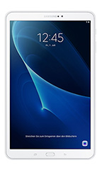 photo Samsung Galaxy Tab A 10.1 pouces 4G (2016) Blanc