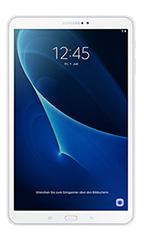 photo Samsung Galaxy Tab A 10.1 pouces 4G (2016) Blanc