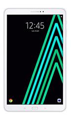 photo Samsung Galaxy Tab A6 10 pouces 4G Blanc