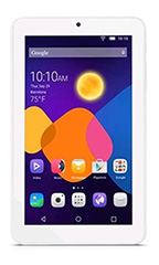 Tablette Alcatel Pixi 3 7 Pouces 3G Blanc