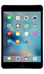 photo Apple iPad Mini 4 4G 32Go Gris Sidéral