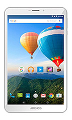 photo Archos 80d Xenon Blanc