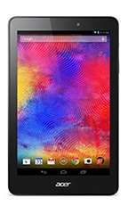 Tablette Acer Iconia One 8 B1-810-18RW 16Go  Noir