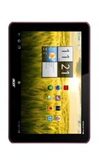 Tablette Acer Iconia Tab A200 Tegra Wifi 8 Go Rouge Occasion