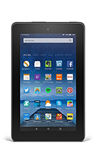 Tablette Amazon Fire 7 pouces Noir