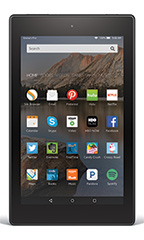 Tablette Amazon Fire HD 8 32Go Noir