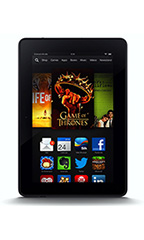 Amazon Kindle Fire HDX 8,9' 16Go Noir