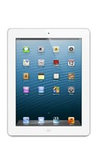 Tablette Apple iPad 4 Retina 16Go 3G Blanc Occasion