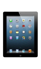 Tablette Apple iPad 4 Retina 16Go 3G Noir Occasion