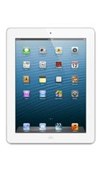 Tablette Apple iPad 4 Retina 32Go Blanc Occasion