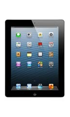 Tablette Apple iPad 4 Retina 32Go Noir Occasion