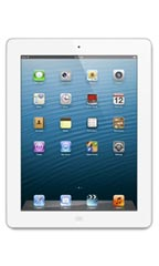 Apple iPad 4 Retina 64Go Blanc
