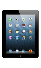 Tablette Apple iPad 4 Retina 64Go Noir