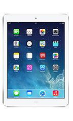 Tablette Apple iPad Air 16Go 4G Argent