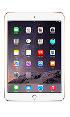 Tablette Apple iPad Mini 3 128Go Or