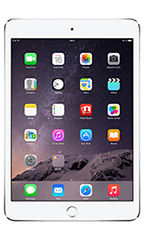 Tablette Apple iPad Mini 3 16Go Argent
