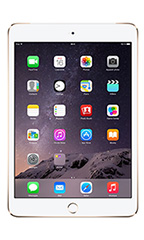 Apple iPad Mini 3 64Go 4G Or