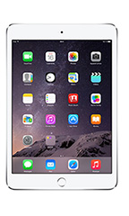 Tablette Apple iPad Mini 3 64Go Argent