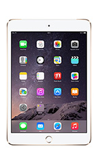 Tablette Apple iPad Mini 3 64Go Or