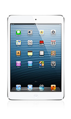 Apple iPad Mini 4 4G 16Go Argent
