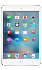 Tablette Apple iPad Mini 4 4G 32Go Or