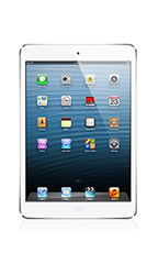 Tablette Apple iPad Mini 4 4G 64Go Argent