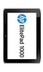 Tablette HP ElitePad 1000 G2 64Go 3G Noir