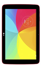 Tablette LG G Pad 10.1 Rouge