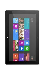 Tablette Microsoft Surface RT 64Go Noir