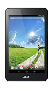 Acer Iconia One 7 B1-750 Rouge