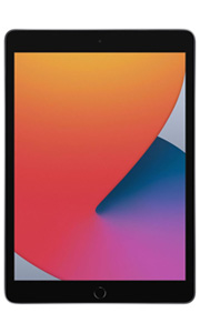 Apple iPad (2020) Wi-Fi Gris Sidéral