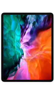 Apple iPad Pro 12.9 (2020) Wi-Fi + Cellular Gris Sidéral