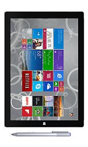 Microsoft Surface 3 Wi-Fi Noir