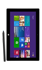 Microsoft Surface Pro 2 Noir titane