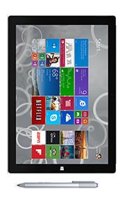 Microsoft Surface Pro 3 Noir