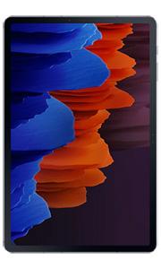 Samsung Galaxy Tab S7 Plus 5G Mystic Black