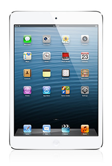 Apple iPad Mini 4 16Go Argent