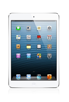 Apple iPad Mini 4 4G 128Go Argent