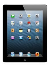 Apple iPad 4 Retina 32Go Noir