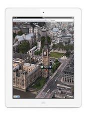 Apple iPad 4 Retina 64Go Blanc