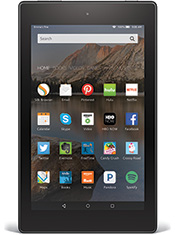 Amazon Fire HD 8 32Go Noir