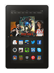 Amazon Kindle Fire HDX 8,9' 32Go Noir