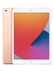 Apple iPad (2020) 128 Go Wi-Fi + Cellular Or