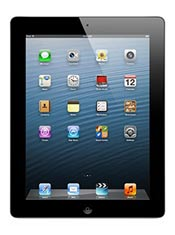 Apple iPad 4 Retina 128Go Noir