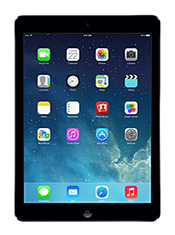Apple iPad Air 16Go 4G Gris sidéral