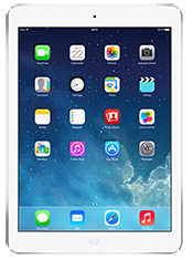 Apple iPad Air 32Go 4G Argent