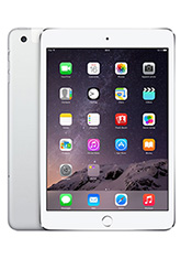 Apple iPad Mini 3 16Go 4G Argent