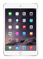 Apple iPad Mini 3 16Go 4G Or