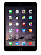 Apple iPad Mini 3 16Go Occasion Gris Sidéral