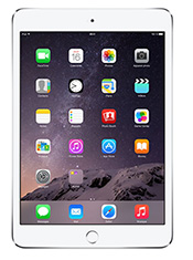Apple iPad Mini 3 64Go Argent